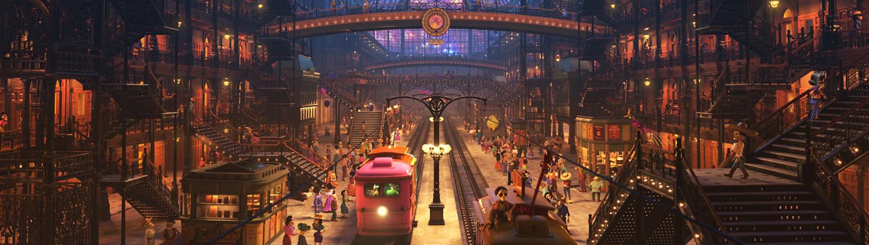 RenderMan 22, la última versión del motor de render de Pixar