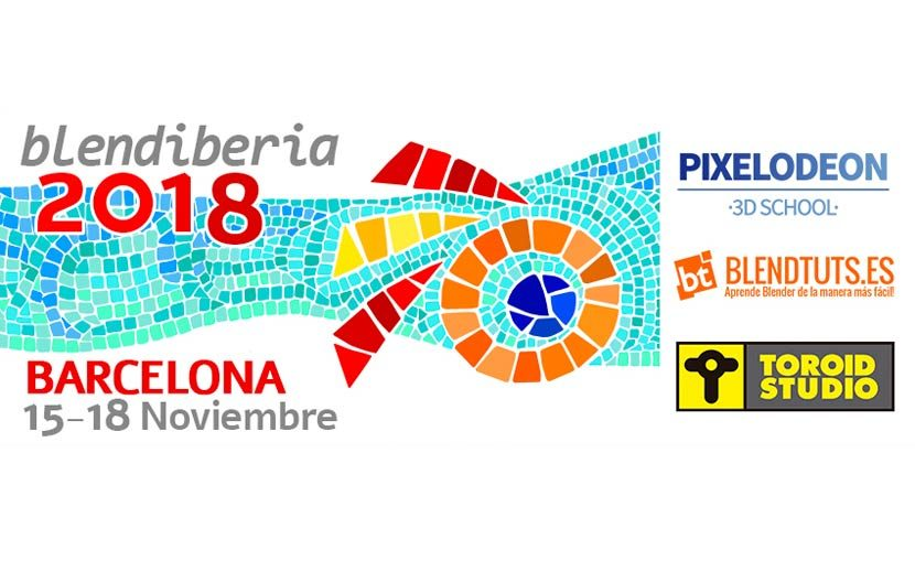 Blendiberia 2018 en Barcelona