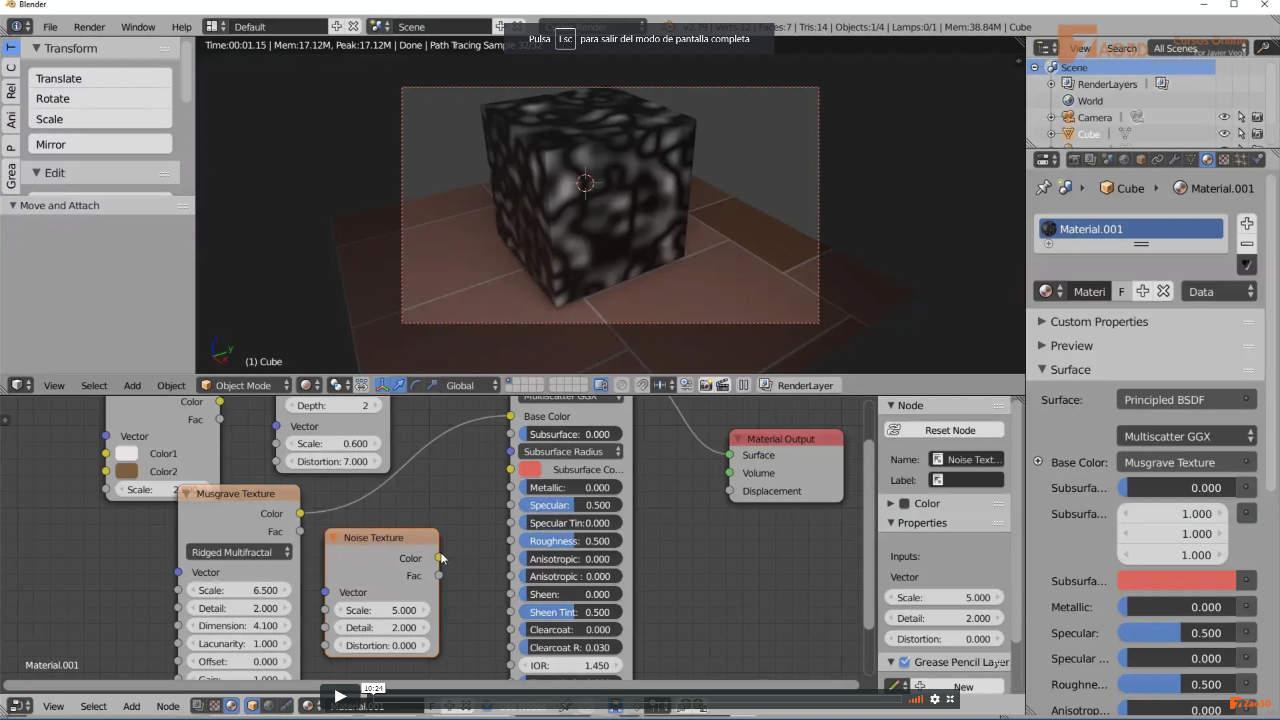 Texturas procedurales