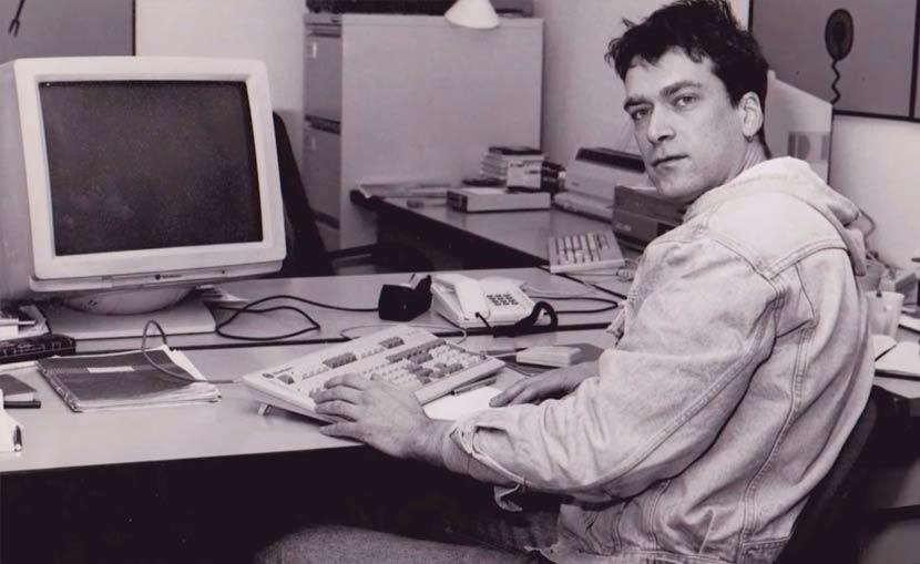 25 aniversario de Blender. Ton Roosendal
