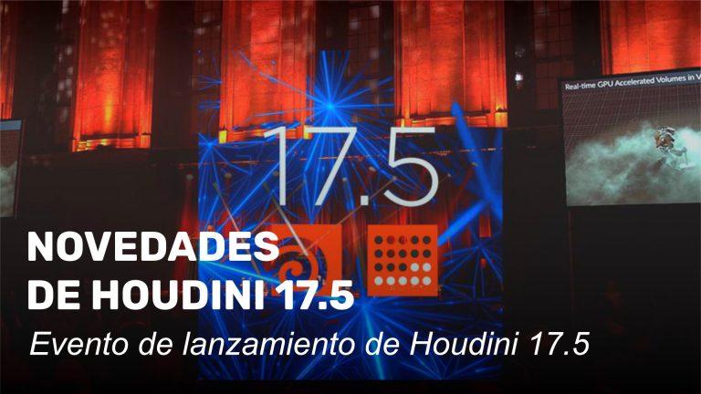 Novedades en Houdini 17.5