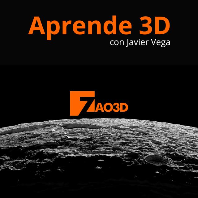 Aprende 3D con Javier Vega | Zao3D