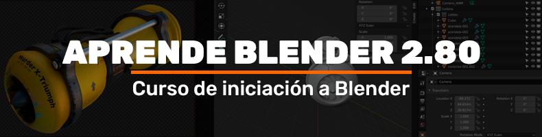 Curso de Blender 2.80