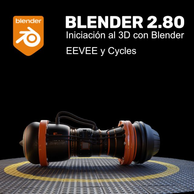 Blender 2.80, iniciación