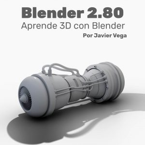 Curso de Blender 2.80. Aprende 3D con Blender
