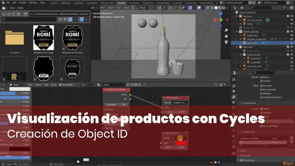 Creación de Object ID