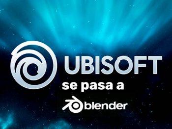 Ubisoft se pasa a Blender