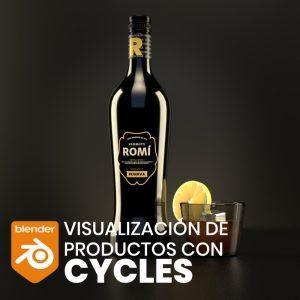 Visualización de productos con Cycles