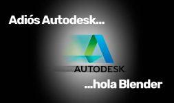 Me deja Autodesk y yo a ellos