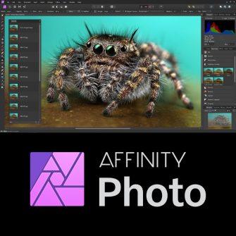 Affinity Photo. Iniciación