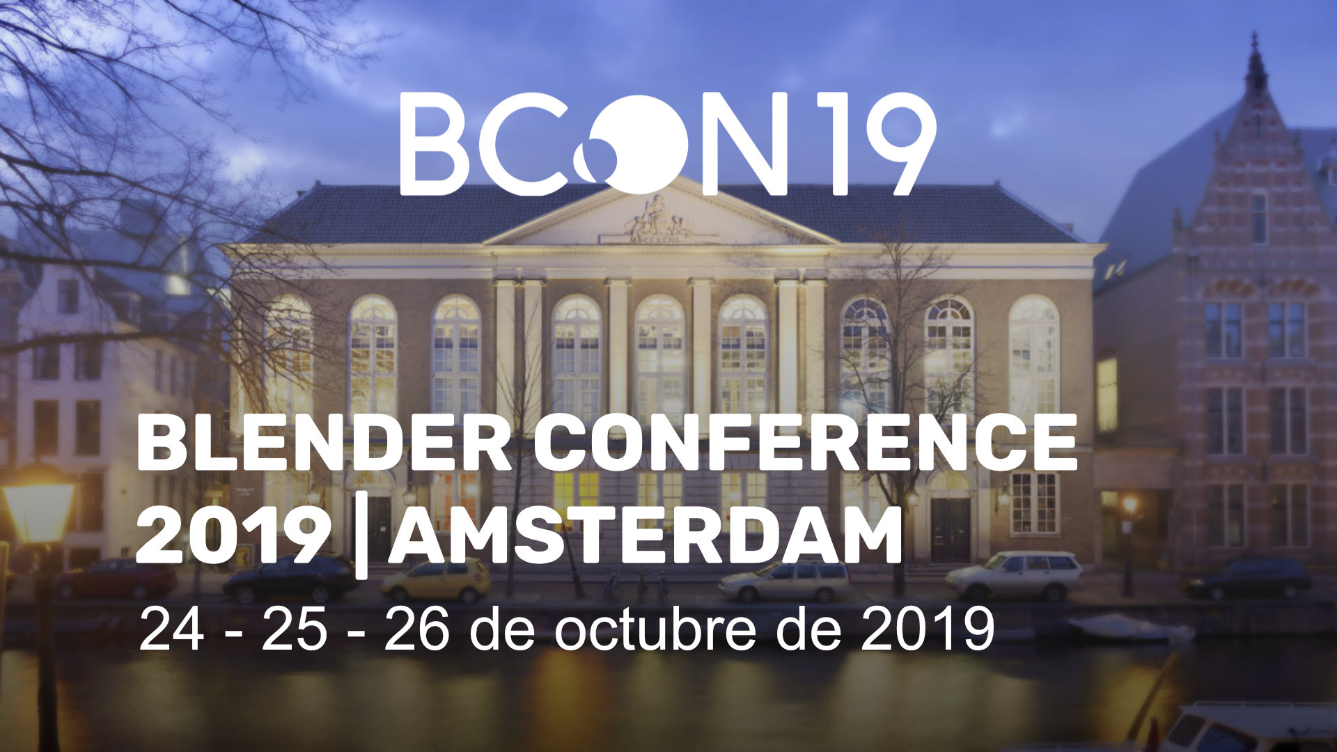 Blender Conference 2019