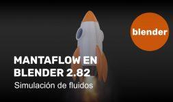 Mantaflow con Blender 2.82 Alpha
