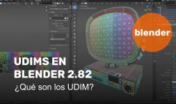UDIM en Blender 2.82