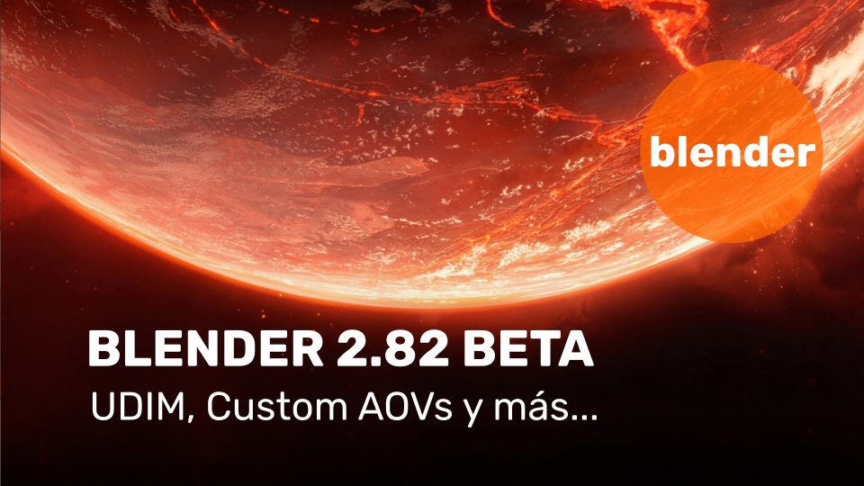 Blender 2.82 Beta