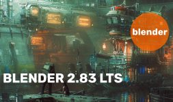 Ya ha salido Blender 2.83 LTS