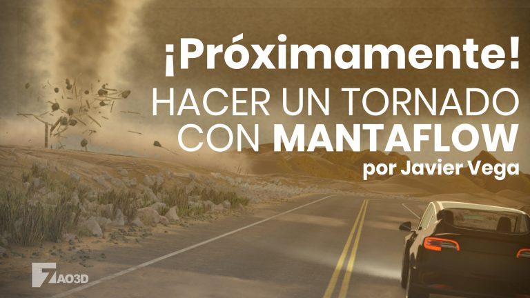 Hacer un tornado con Mantaflow ¡Próximamente!