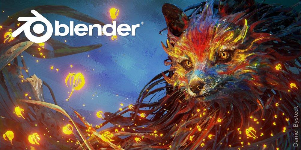 Ya tenemos a Blender .290