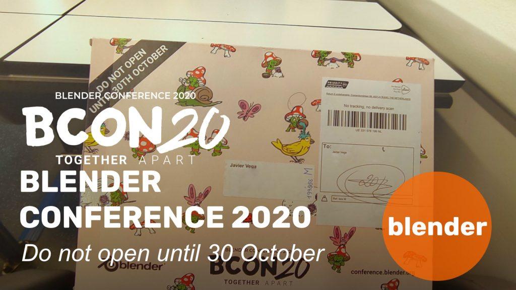 Blender Conference 2020