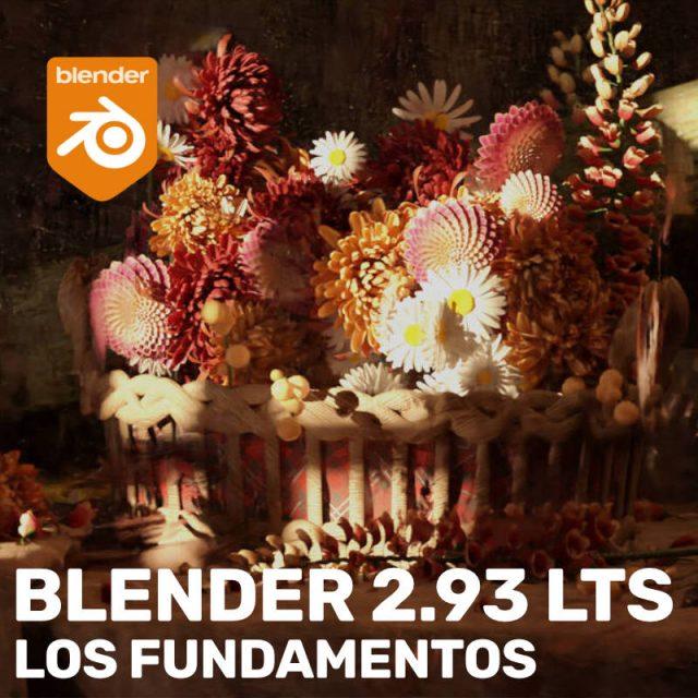 Blender 2.93 LTS. Los fundamentos