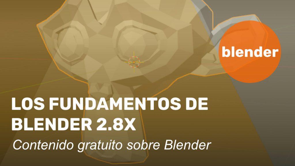 Los fundamentos de Blender 2.8x en el blog de Zao3D