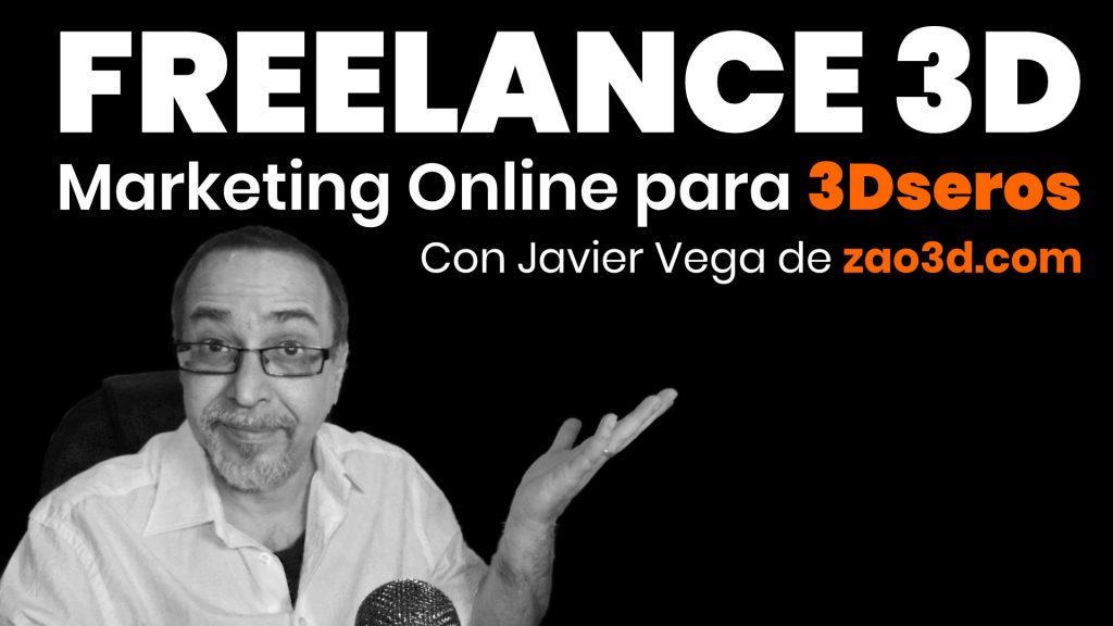 el podcast freelance 3d marketing tresdeseros fb
