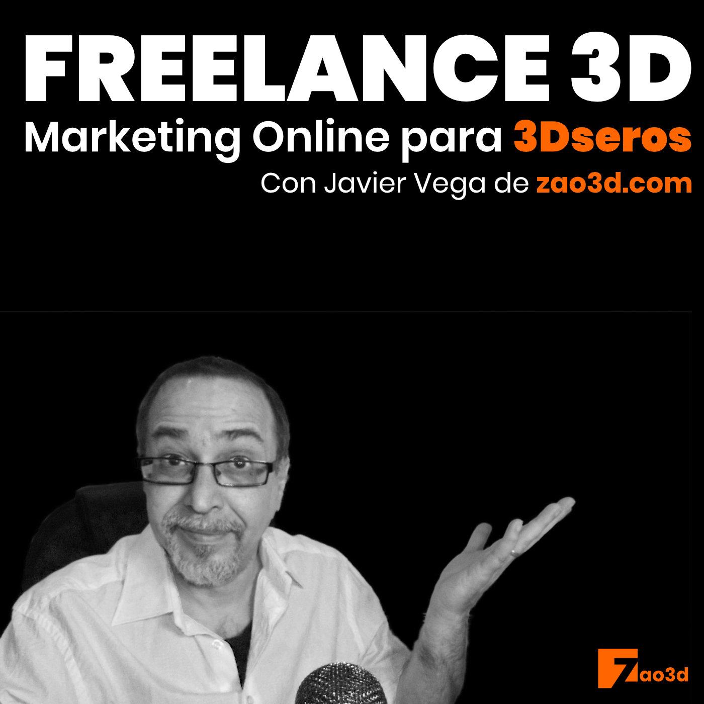 Podcast Freelance 3D