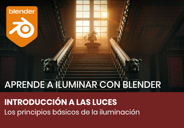 Introducción a las luces (Blender)