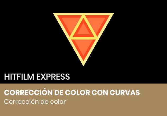 Usar curvas con HitFilm Express