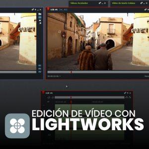 Edición de vídeo con Lightworks