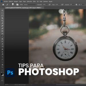 Tips para Photoshop